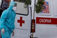 В России за сутки выявили 14 723 новых случая заражения коронавирусом