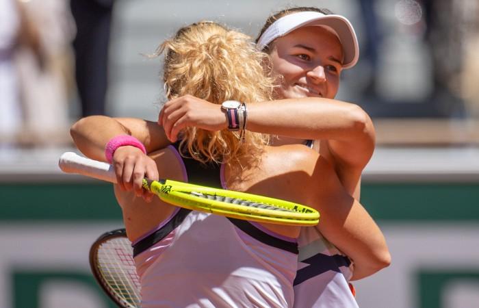 Крейчикова выиграла Roland Garros в парном разряде после триумфа в одиночном