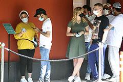 В Кремле остались недовольны темпами вакцинации в РФ