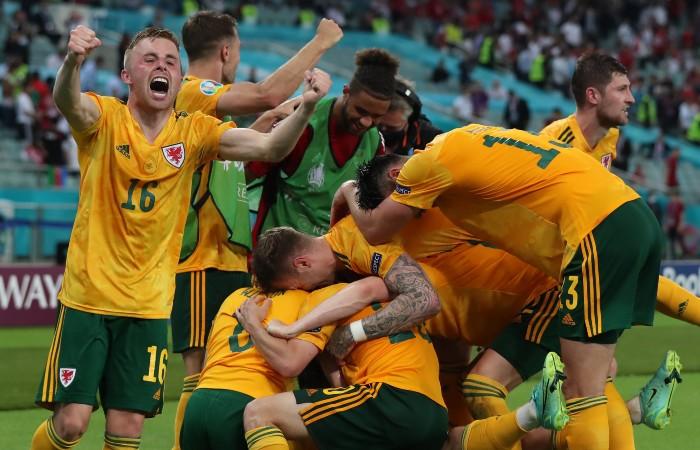 Уэльс обыграл Турцию в матче Евро-2020
