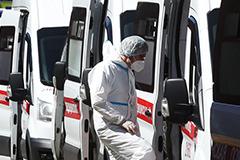 В Москве выявлен суточный максимум больных COVID с начала пандемии