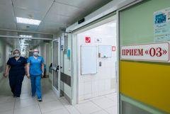 Ограничение плановой медпомощи для людей без антител в Москве введено на месяц