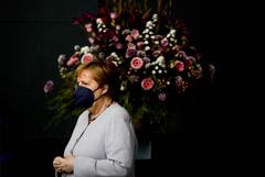 Меркель сделала второй укол вакциной Moderna вместо AstraZeneca