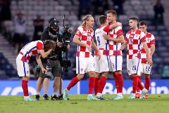 Сборная Хорватии победила Шотландию и вышла в плей-офф Евро-2020
