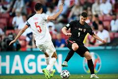 Сборная Испании со счетом 5:3 победила Хорватию в 1/8 финала