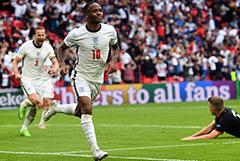 Англия победила Германию и вышла в четвертьфинал Евро-2020