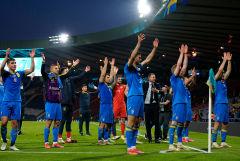 Украина победила Швецию и вышла в четвертьфинал Евро-2020
