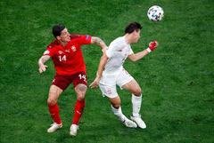 Сборная Испании обыграла Швейцарию и вышла в полуфинал Евро