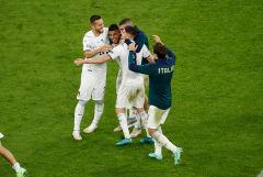 Италия вышла в полуфинал Евро-2020