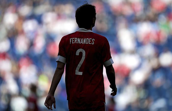 Марио Фернандес допустил, что больше не сыграет за сборную России