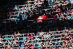 Матчи в Петербурге посетили почти 30 тысяч иностранных болельщиков