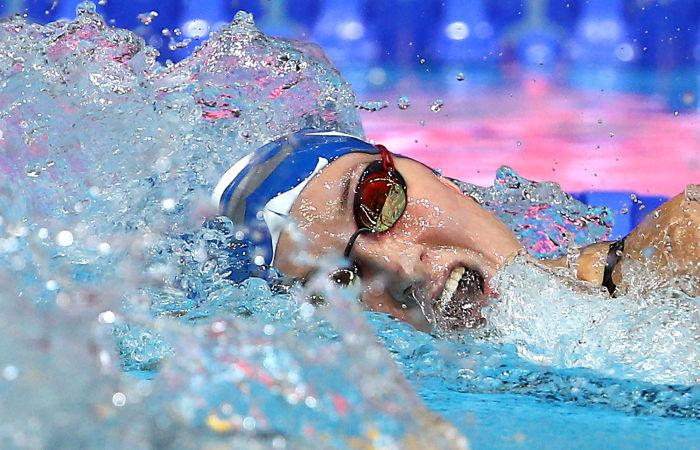 Отобравшихся на ОИ двух российских пловцов временно отстранили из-за допинга