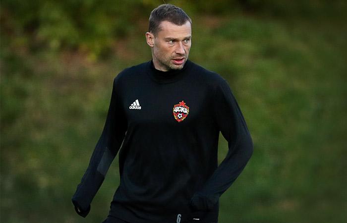 Алексей Березуцкий утвержден главным тренером футбольного клуба ЦСКА