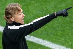 Валерий Карпин стал новым тренером сборной России по футболу