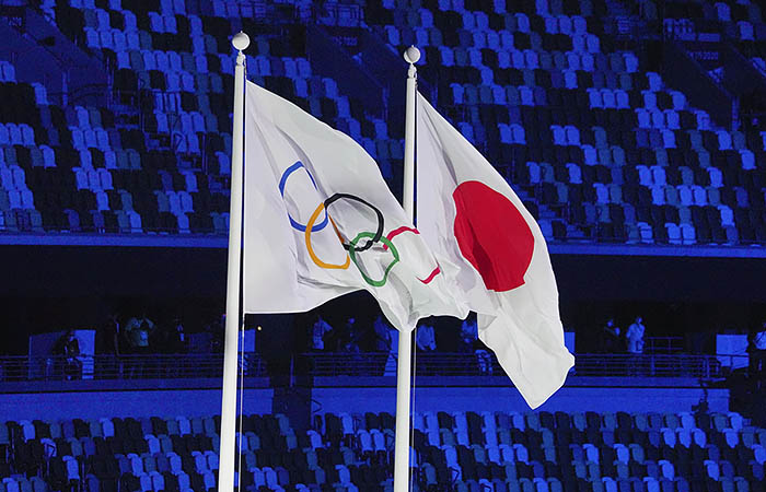 Император Японии объявил Игры в Токио открытыми