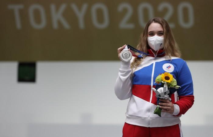 Россияне завоевали две награды в первый медальный день ОИ-2020
