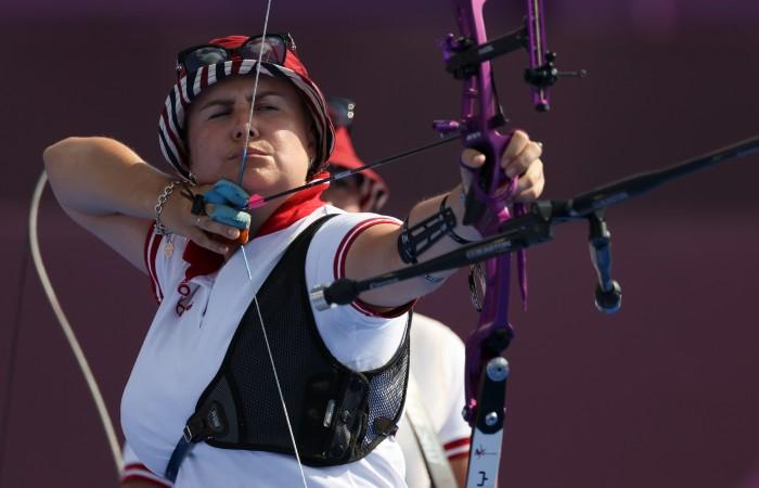 Российские лучницы завоевали серебро Олимпиады
