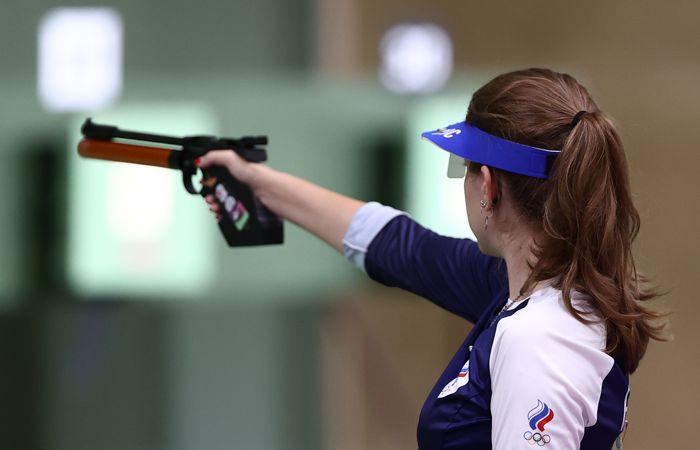 Стрелок Бацарашкина принесла России первую золотую медаль ОИ-2020
