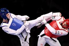 Российский тхэквондист Храмцов выиграл золото Олимпиады