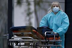 В России выявили минимальные с начала июля 22,4 тыс. случаев COVID