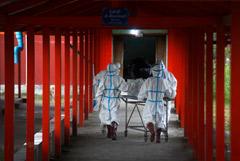 В ООН заявили, что Мьянма может стать супер-распространителем COVID