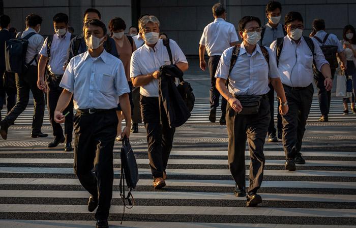 Власти Токио выявили самый высокий с начала пандемии прирост случаев COVID-19
