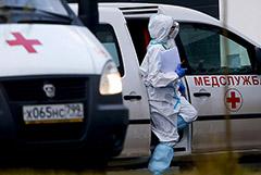 В России выявили 23 270 новых случаев COVID-19 за сутки