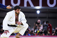 Российский дзюдоист Ильясов выиграл бронзу ОИ-2020 в весе до 100 кг