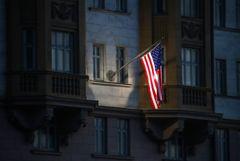 США уволят 182 местных сотрудника в своих диппредставительствах в РФ