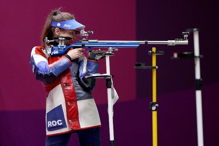 Три медали завоевали россияне в очередной день Игр-2020 в Токио