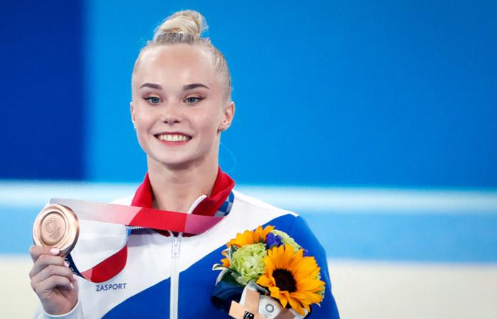 50 медалей завоевали россияне со старта Олимпиады