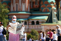 В России за сутки выявили еще 23 508 случаев COVID-19