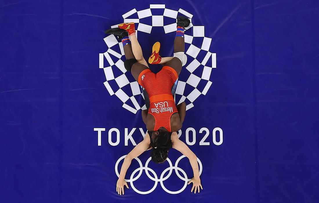 Олимпиада. 2 августа. Онлайн
