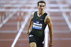 Сергей Шубенков снялся с Олимпиады из-за травмы