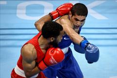 Российский боксер Батыргазиев выиграл золото Олимпиады