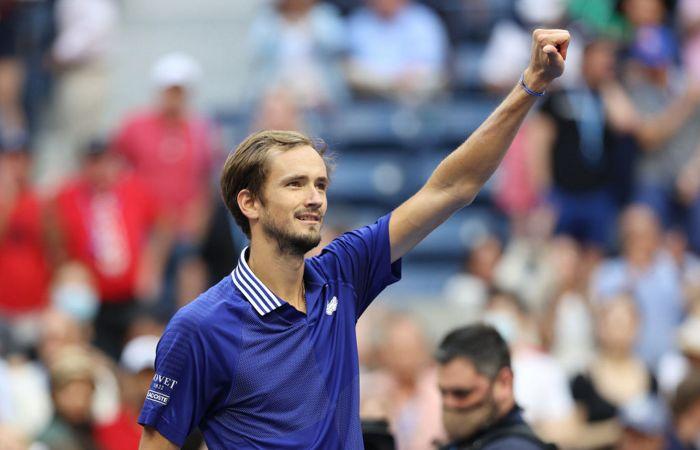 Медведев вышел в финал US Open