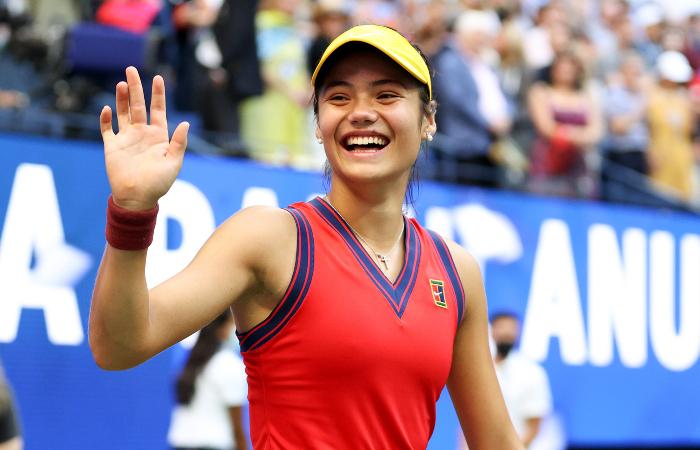 150-я ракетка мира Радукану выиграла US Open