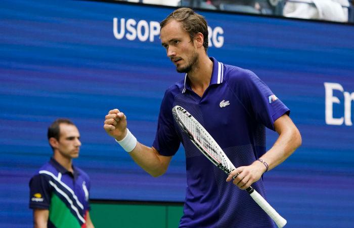 Russischer Medwedew gewinnt US Open