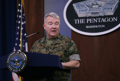 В Пентагоне извинились за гибель мирных жителей при ударе с воздуха в Кабуле