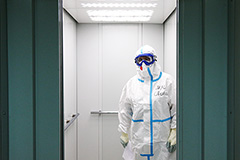 В РФ за сутки выявлено более 19,7 тыс. новых случаев COVID-19