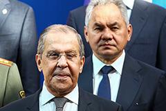 Источник узнал о планах Лаврова и Шойгу отказаться от депутатских мандатов