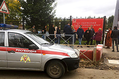 Минздрав уточнил, что 6 человек погибли и 24 пострадали из-за стрельбы в вузе Перми