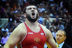 Объявленный чемпионом ОИ-2012 борец Махов дисквалифицирован на 4 года