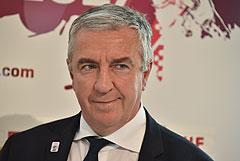 Тардиф сменил Фазеля на посту президента Международной федерации хоккея