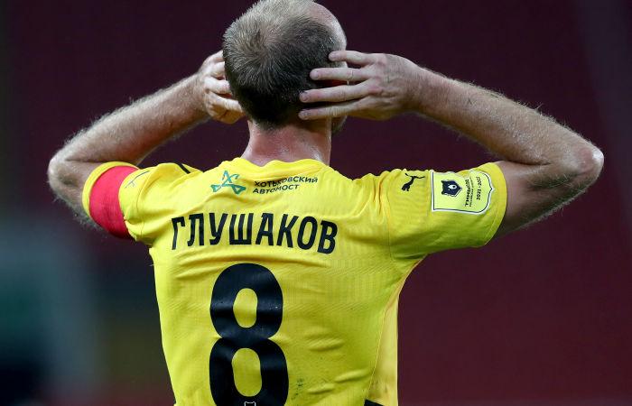 Глушаков вошел в окончательную заявку сборной России на октябрьские матчи