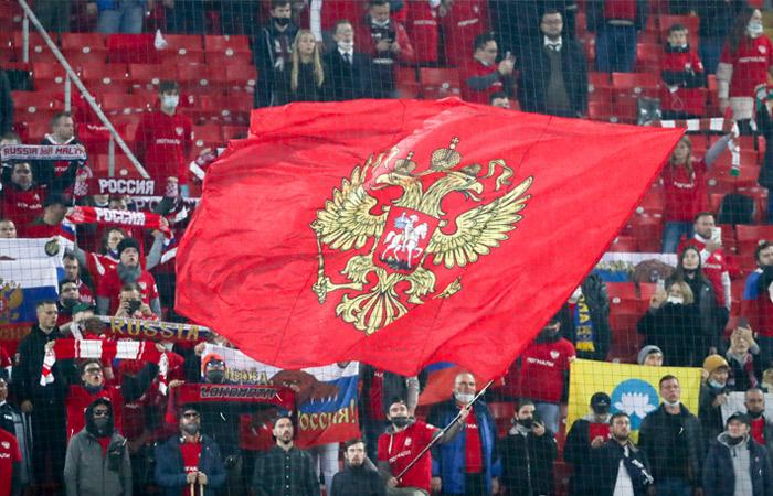 Матч отбора на ЧМ-2022 Россия - Словакия смогут посетить до 13,5 тыс. зрителей