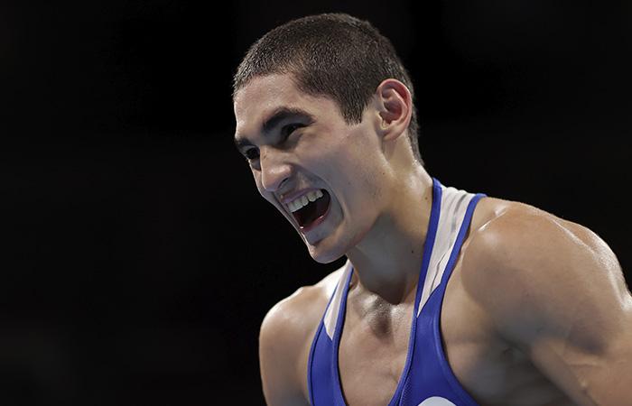 Россиянин Батыргазиев завоевал титул WBO European, нокаутировав итальянца Суата