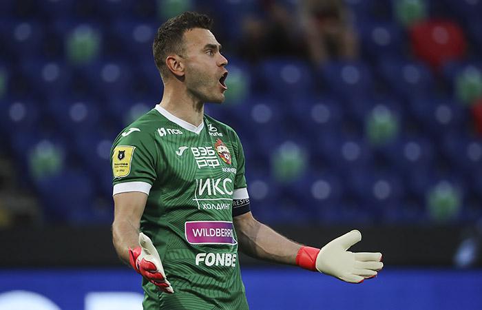 Акинфеев заявил, что его злит тема возвращения в сборную