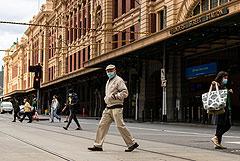 В Мельбурне собрались со следующей недели снять затяжной локдаун
