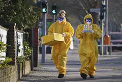 Власти Германии допустили отмену коронавирусных ограничений в конце ноября